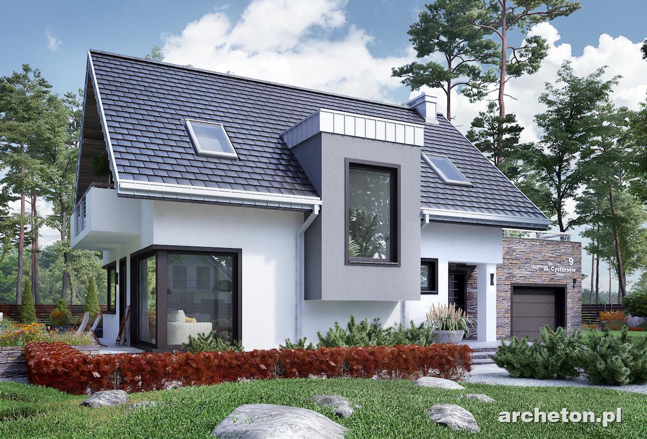 Nowoczesny dom projekt – standardy, które wymykają się rutynie